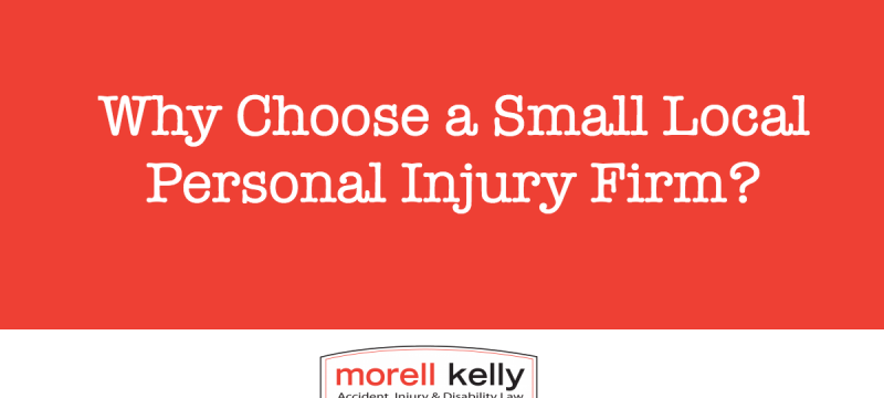 Small Injury Law Firm in Kitchener, Why Choose Us?