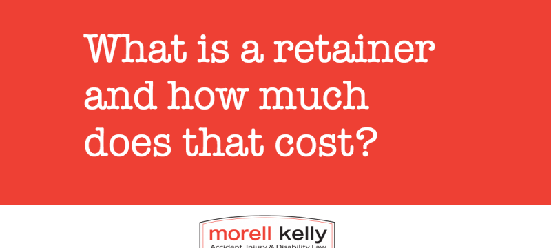 What is a retainer and how much does that cost?
