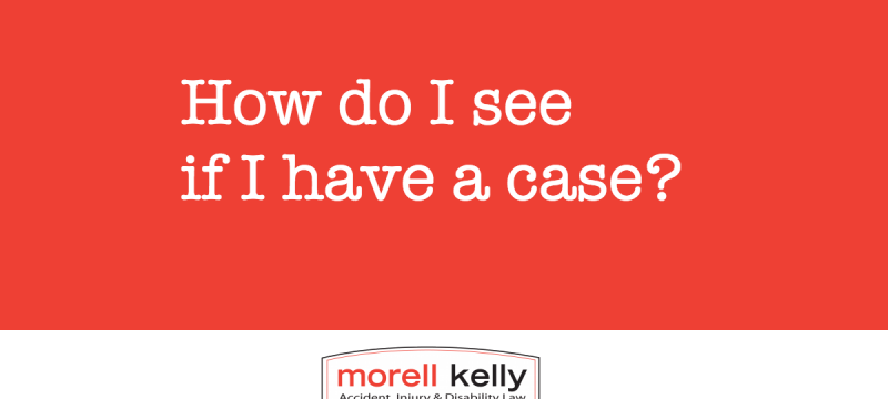 How do I see if I have a case?