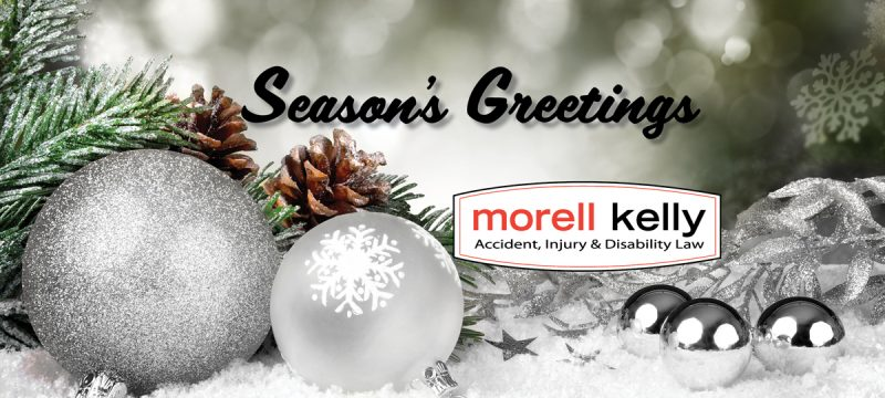 Seasons Greetings From Morell Kelly